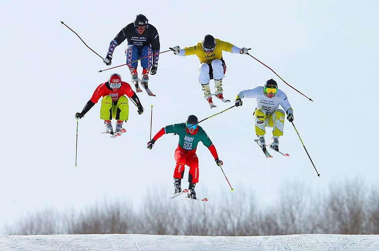 Skiing Styles